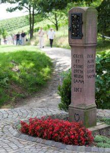 Bewirtung Weinstand WG + Borkies Stammtisch Oktober @ Bildstöckchen Alde Gott