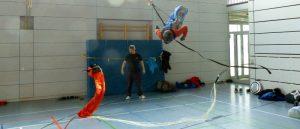 Retter Wurf- und Packtraining @ Sporthalle Haupt u. Realschule