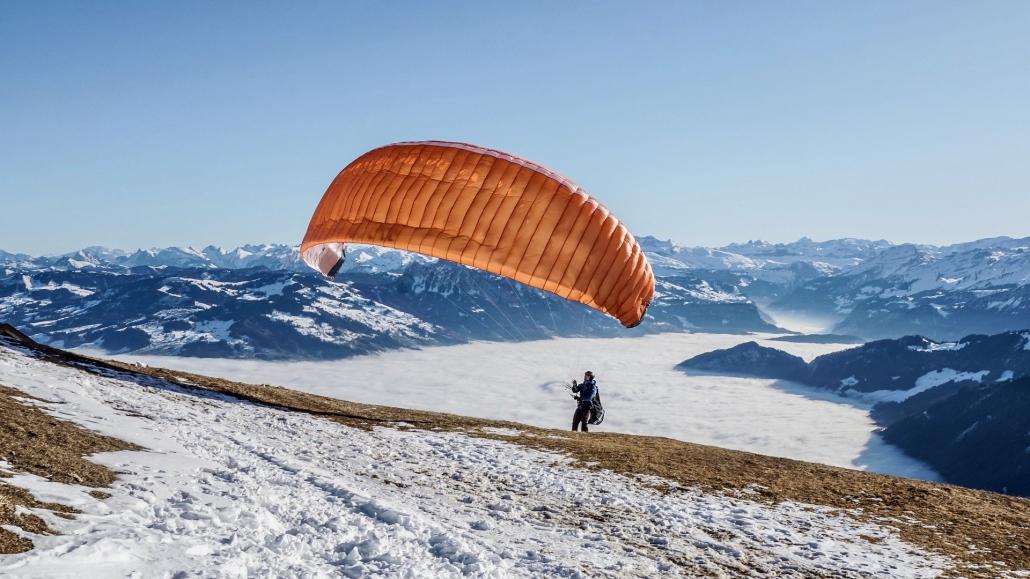 """Vortragsabend Achim Joos """"Hike & Fly"""""""