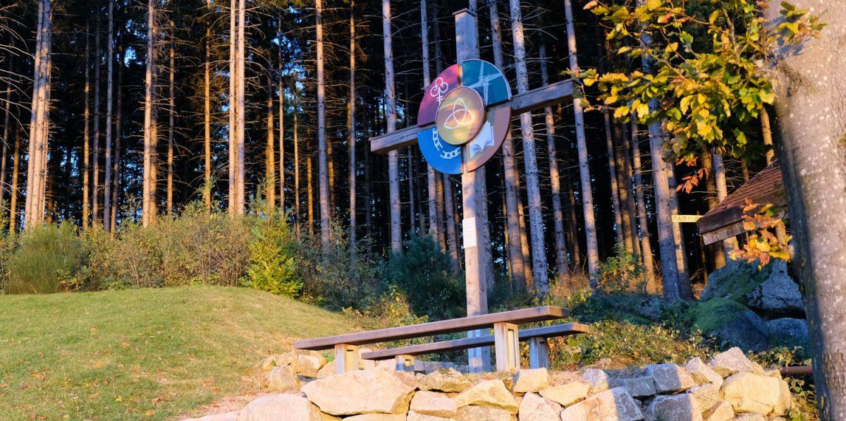 Kreuz der Zukunftswerkstatt eingeweiht